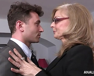Nina hartley bonks her stepson