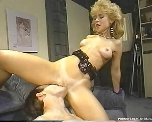 Young nina hartley getting a fucking