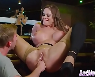 (cathy heaven) superb amateur wife with large moist gazoo have a fun anal sex clip-14