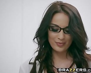 Brazzers.com - large melons at school - romance languages scene starring anissa kate and marc rose