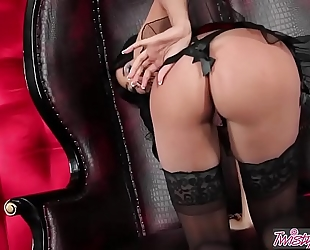 Twistys - (anissa kate) starring at jiggling precious times