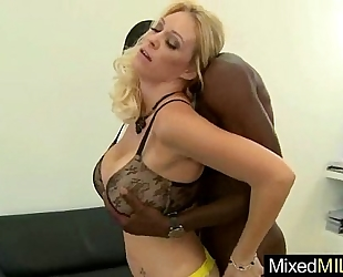 Naughty sexy milf (charlee chase) ride on web camera a hard lengthy dark dong guy clip-20