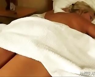 Amber lynn bach massage two