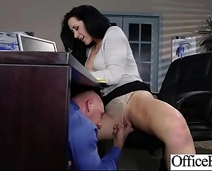 (jayden jaymes) office floozy housewife with large melon boobs gangbanged hardcore mov-17