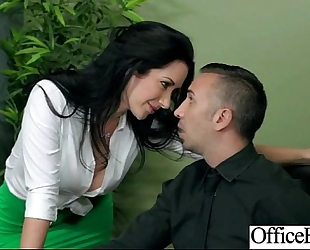 (jayden jaymes) breasty whore amateur wife gangbanged hardcore in office clip-19
