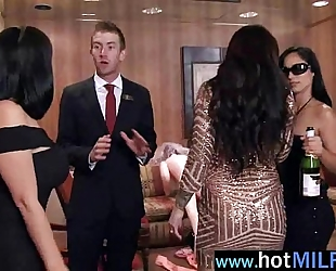 (india summer) nasty older white lady busy with monster dick mov-23