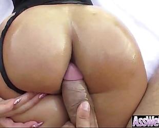 Big round a-hole dirty slut wife (kelsi monroe) have a pleasure anal sex on camera video-15