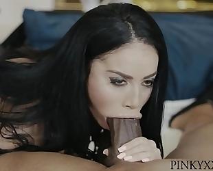 Victoria latin playgirl interracial bbc fuck - watch pt. 2 on pornboobshub.com