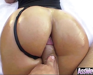 Big a-hole oiled cheating wife (kelsi monroe) acquire anal hardcore sex on camera movie-18