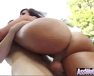 Big wazoo black cock sluts (kelsi monroe) receive analy group-fucked in hard style action clip-12