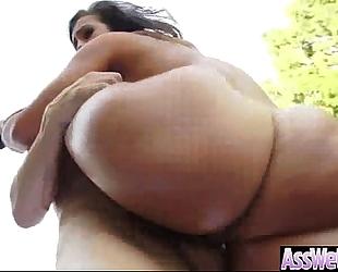 Big oiled gazoo white wife (kelsi monroe) acquire hard nailed in her behind clip-14