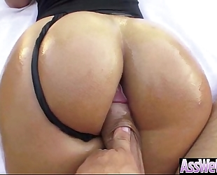 (kelsi monroe) wench slutwife with large round arse like unfathomable anal sex movie-17