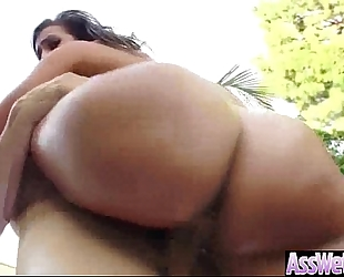 Oiled over her biggest booty hawt hotwife acquire down for anal (kelsi monroe) vid-13