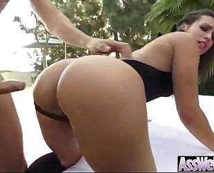 Big arse BBC slut (kelsi monroe) receive oiled and hard anal nailed on camera movie-13