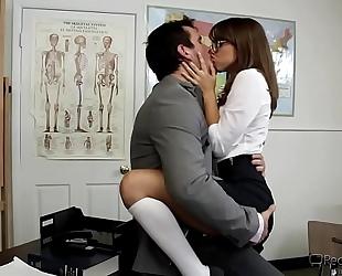 Riley reid slut can't live without her teacher