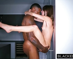 Blackedraw riley reid rims dark fellow in hotel room