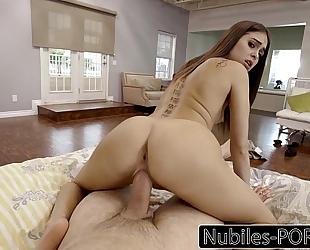 Nubiles-porn riley reid copulates massive penis in pov