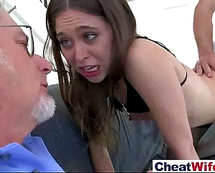 Sex tape with astounding cheating white women (riley reid) video-27