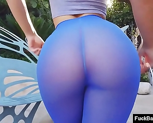 Big arse abella danger receives wazoo screwed