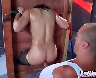 Anal unfathomable sex with giant round wazoo slutty wife (abella danger) mov-02