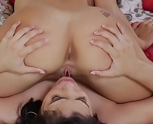 Beautiful lesbos lana rhoades and violet starr