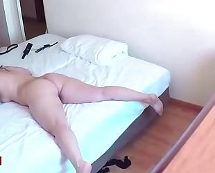 Hidden livecam in a hotel room. raf303