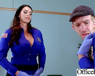 Sex tape with wench breasty hawt office naughty white women (alison tyler & julia ann) video-04