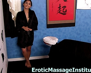 Gina's orgasmic massage