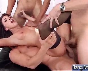 Sexy patient (adriana chechik) acquire enticed and gangbanged by doctor vid-01