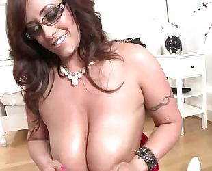 Busty tit fucking pov bitch
