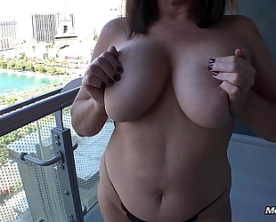 Thick breasty cougars 1st porn