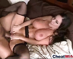 (kendra lust) nice-looking white bitch in cheating hardcore sex scene video-19