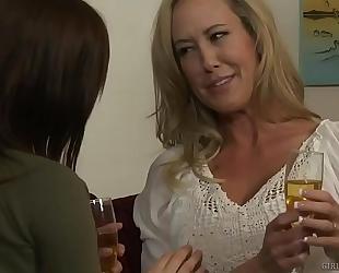 Hot lesbian babes brandi love and jenna j ross